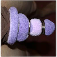 Thick Socks and Metal Rings on Cock