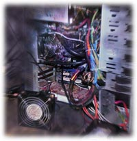 My computer's guts