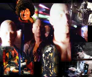 Dr Who Collage